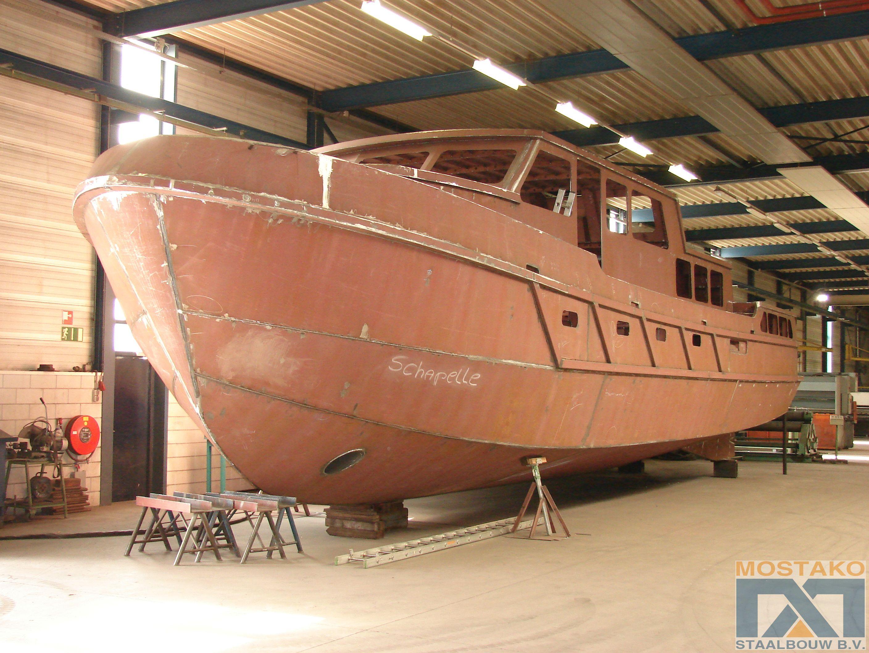 Casco bootbouw